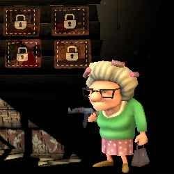 Kızgın Büyükanne Mafya