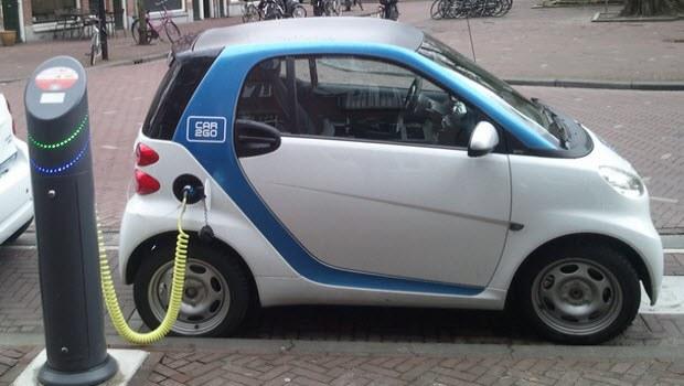 ABD'de Elektrikli Araçlar Satış Oranlarını Arttırdı!