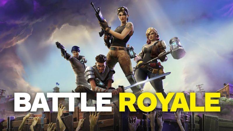 Fortnite Battle Royale, ilk gününde rekor kırmayı başardı !