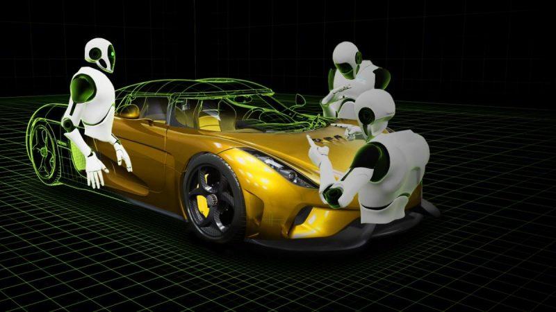 NVIDIA , yeni sanal gerçeklik platformunu tanıttı !