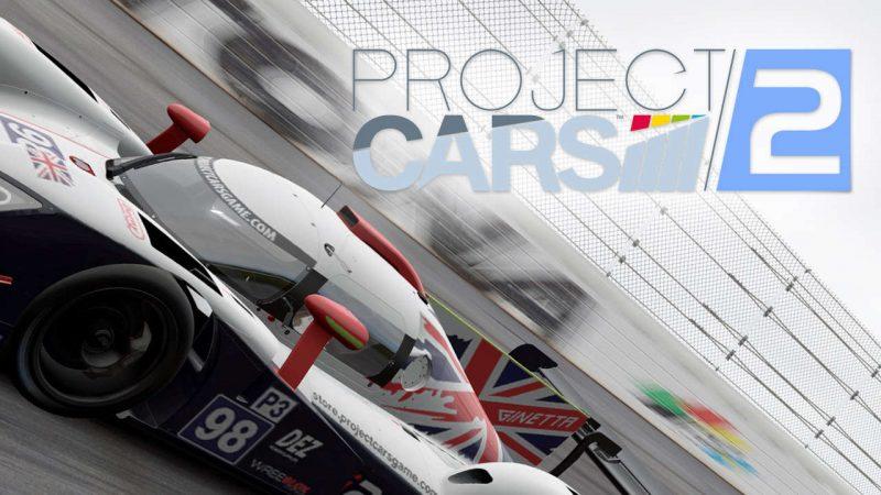 Pirelli lastikleri Project CARS 2'de