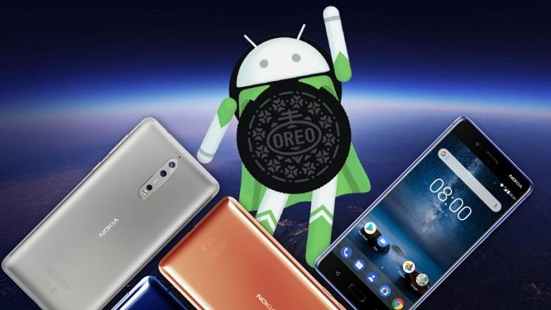Nokia 8 Oreo beta sürümü yayınlandı !