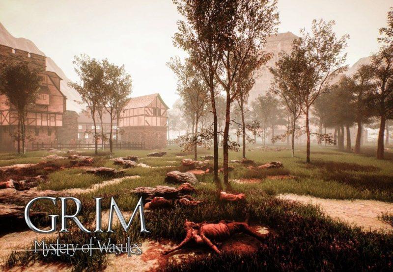 Türk Yapımı Macera Oyunu GRIM – Mystery of Wasules Steam'deki Yerini Aldı!