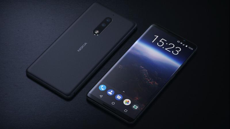 Nokia 9'un Görselleri Sızdırıldı !