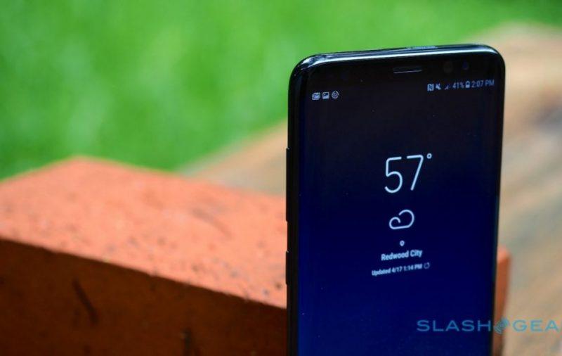 Galaxy S9, 3D yüz tanıma özelliği ile geliyor!