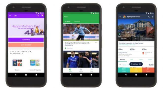 Google Play Store seçili uygulamalar için deneme olanağı sunuyor!