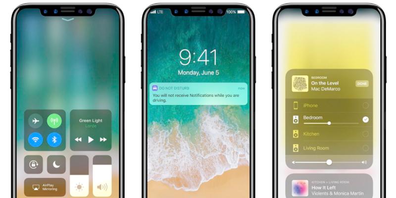 iPhone X'in yeni bir özelliği ortaya çıktı!