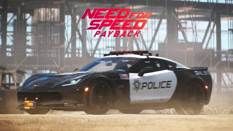 Need For Speed Payback'in araç listesi bugün açıklandı !