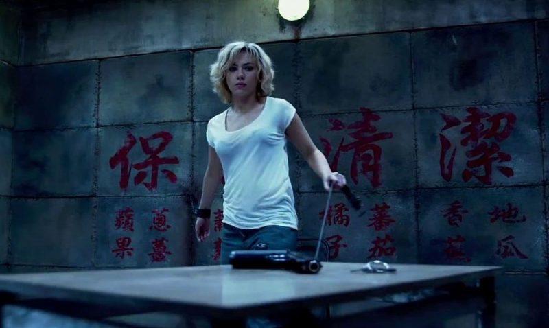 Scarlet Johansson, Lucy 2 ile geri mi dönüyor?