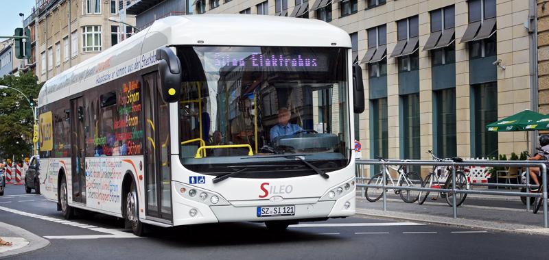 Yerli Elektrikli Otobüs Görücüye Çıktı !