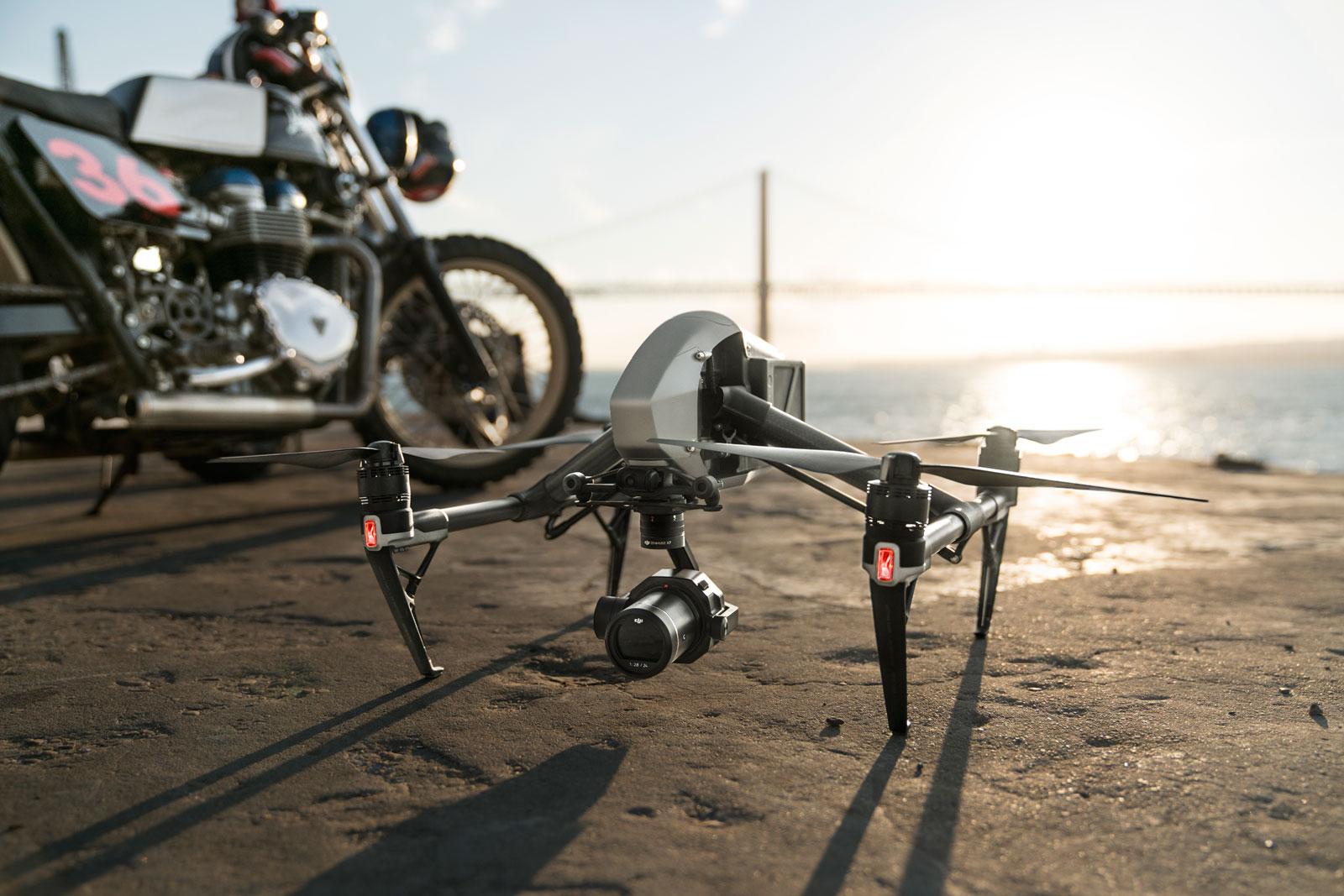 Drone Üreticisi DJI'dan 6k Çözünürlüklü Kamera Tanıtımı