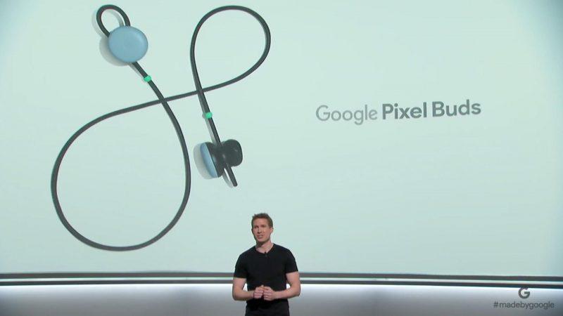 Google'ın ilk kablosuz çevirmen kulaklığı Pixel Buds