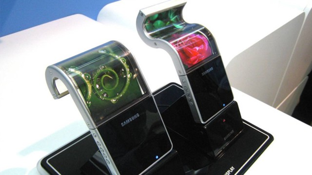 'Neredeyse bitmiş' katlanabilir Galaxy X'i sonunda Samsung gösterdi