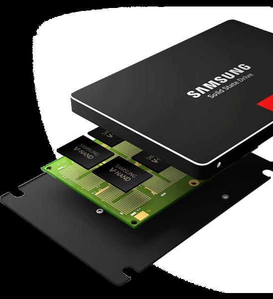 İşte Samsung'un yeni SSD'leri !