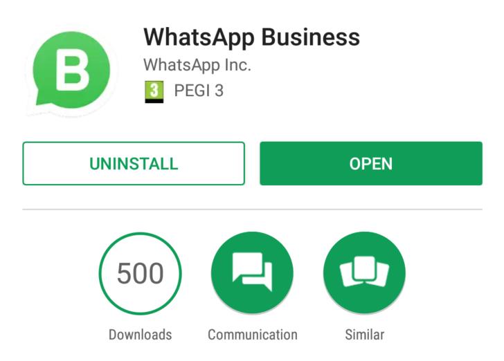 WhatsApp'tan küçük işletmelere ; WhatsApp Business!