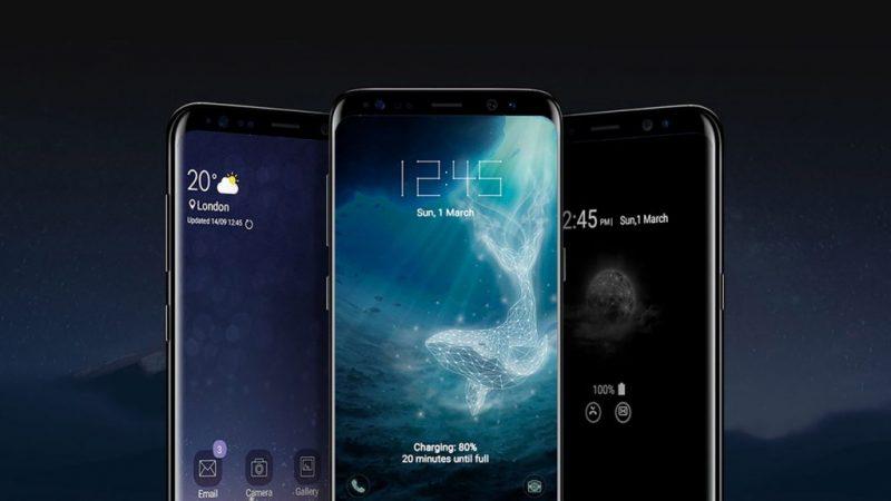 İşte karşınızda Samsung Galaxy S9 Konsept Videosu !